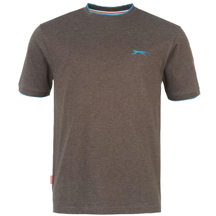 Slazenger Herren T-Shirt S M L XL 2XL 3XL 4XL Tee Sport ...