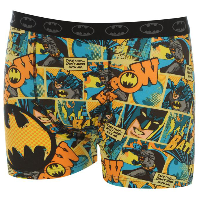 Herren-Boxershorts-Batman-Superman-Rocky-Balboa-S-M-L-XL-XXL-Boxershort-neu