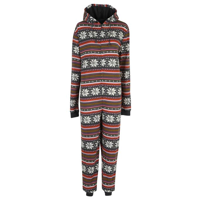 women 39 s premium jumpsuit onesie xs s m l cuddly suit women. Black Bedroom Furniture Sets. Home Design Ideas