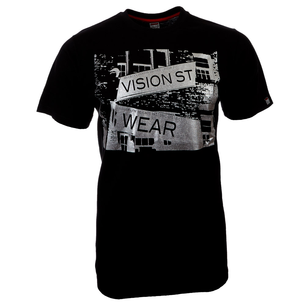 vision street wear t shirt m l xl xxl skateboarding. Black Bedroom Furniture Sets. Home Design Ideas