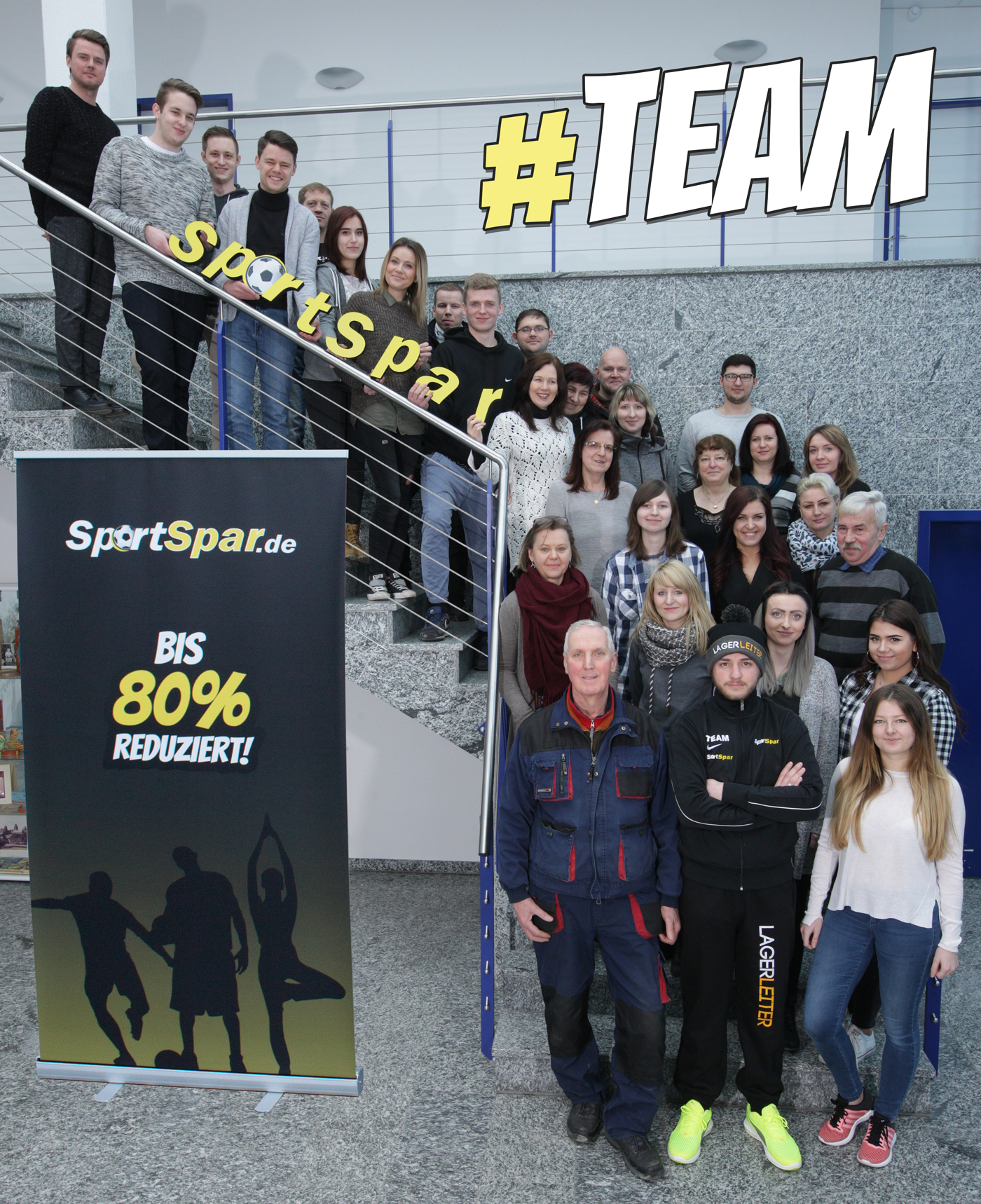 Sportspar Team