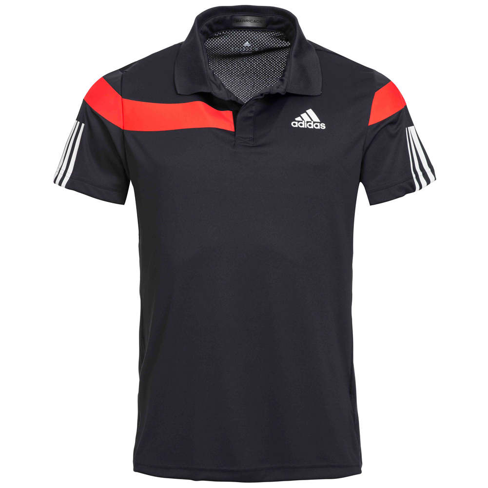 Adidas Performance Barricade Traditional Polo Tennis