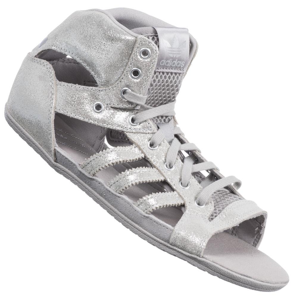 adidas originals m attitude sandal w damen gladiator sandalen v24617 36 43 neu ebay. Black Bedroom Furniture Sets. Home Design Ideas