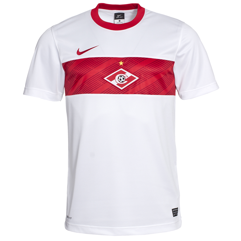 spartak moskau trikot nike s m l xl xxl home away moscow. Black Bedroom Furniture Sets. Home Design Ideas