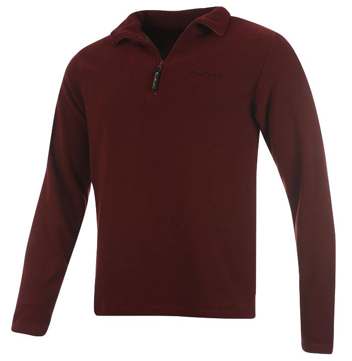 pierre cardin herren fleece sweatshirt s m l xl sweat sweatjacke jacke. Black Bedroom Furniture Sets. Home Design Ideas