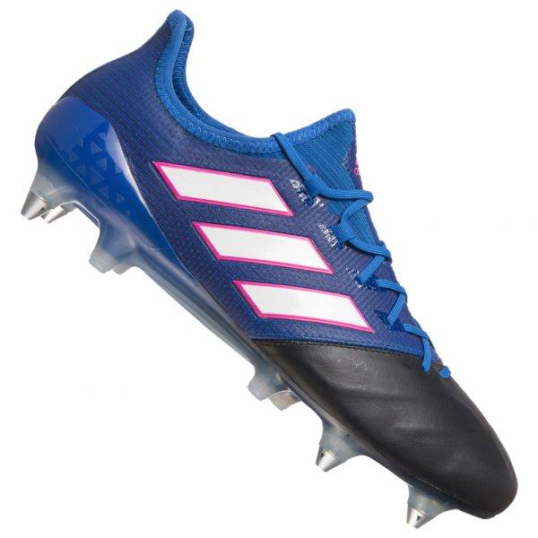 adidas ACE 17.1 SG Leder Herren Fußballschuhe BA9192