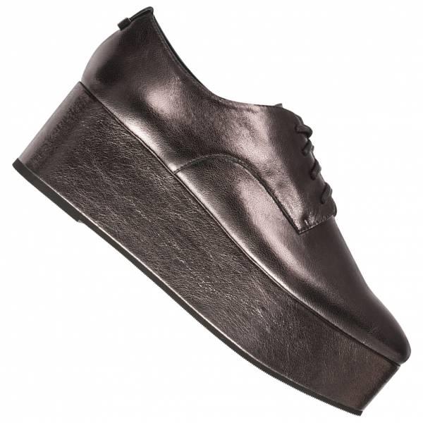 Calvin Klein Platform Oxford Femmes chaussures E5566GUN