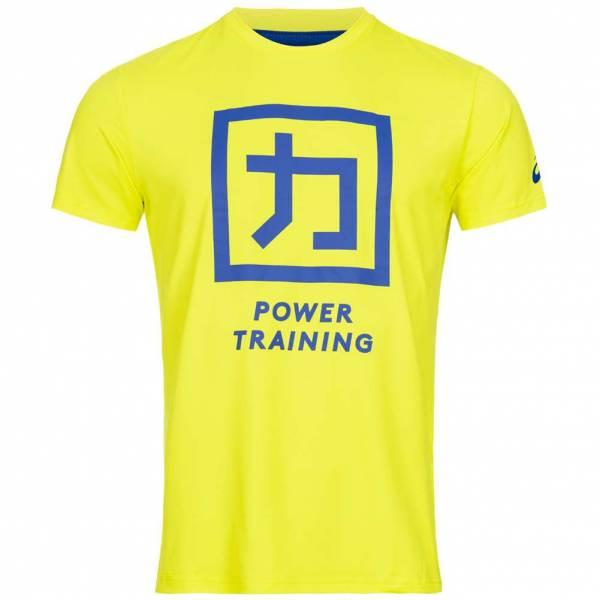 ASICS Power Herren Training Shirt 131464-0416