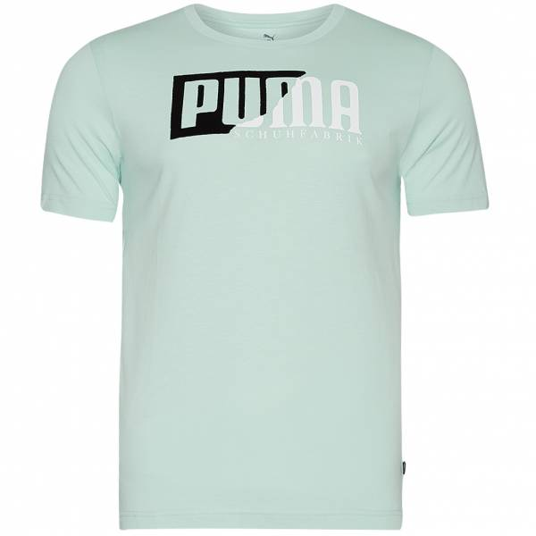PUMA Flock Graphic Herren T-Shirt 581910-32
