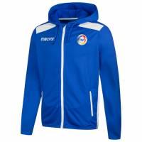 Andorra macron Herren Freizeit Fan Sweatshirt mit Kapuze 58024114