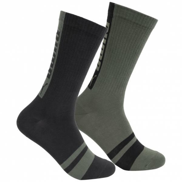 PUMA Seasonal Logo Herren 2 Paar Socken 202023001-004