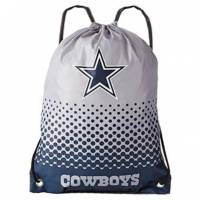 Dallas Cowboys NFL Fade Gym Bag Sportbeutel LGNFLFADEGYMDC
