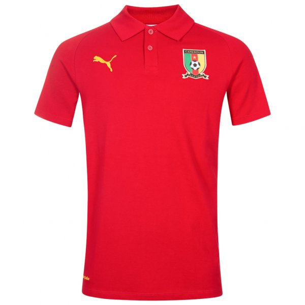 Kamerun PUMA Herren Fan Polo-Shirt 739523-29