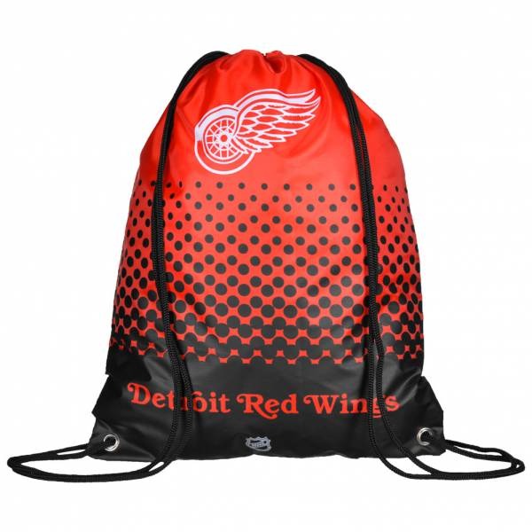 Borsa da palestra Detroit Red Wings NHL Fade Gym Borsa LGNHLFADEGYMDR