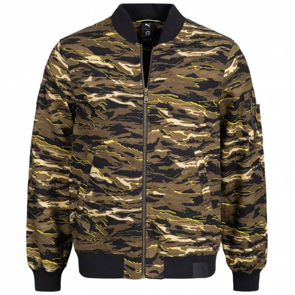 5473c175f PUMA x The Weeknd XO Camo Men's Bomber Jacket 575346-51