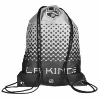 Los Angeles Kings NHL Fade Gym Bag Sportbeutel LGNHLFADEGYMLK