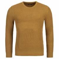 BRAVE SOUL Slovak Herren Sweatshirt MK-162SLOVAKG Mustard