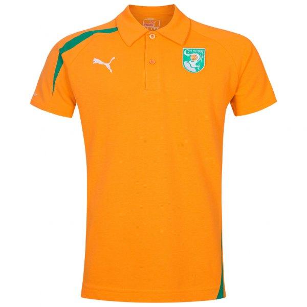 Elfenbeinküste PUMA Herren Polo-Shirt 736927-13