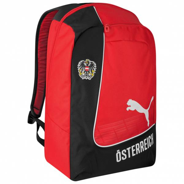 Austria PUMA Fan Backpack ÖFB Rucksack 074068-01