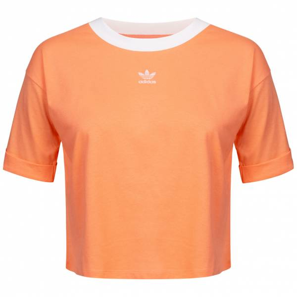 adidas Originals Crop Top Damen T-Shirt FM3259
