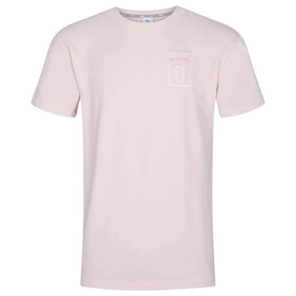 PUMA x Big Sean Herren Velours T-Shirt 575918-85