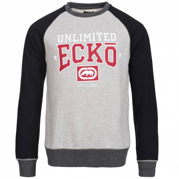 ECKO Unltd. Cargo Crew Herren Sweatshirt grey