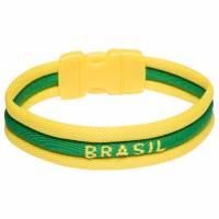 Braccialetto adidas Flag Fan Braccialetto Brasile F49844