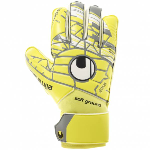 Uhlsport Eliminator Unlimited Soft Pro Goalkeeper's Gloves 101103201