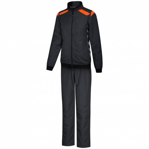 hummel Stockholm Taslan Suit Damen Trainingsanzug 101600-9300