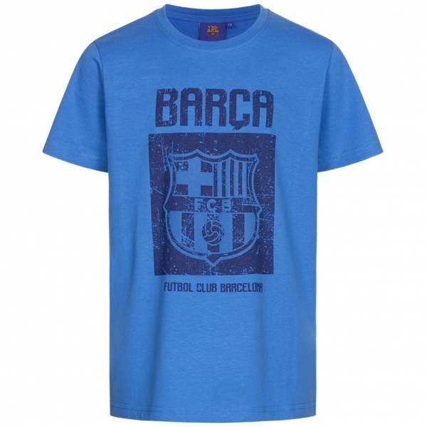 FC Barcelona Kinder T-Shirt FCB-3-011