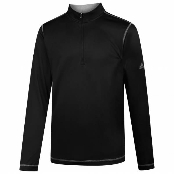 adidas UV Protection 1/4 Zip Men Golf Sweatshirt DQ2278