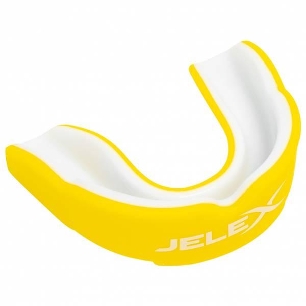 JELEX Safe Trainings Mund Zahnschutz gelb