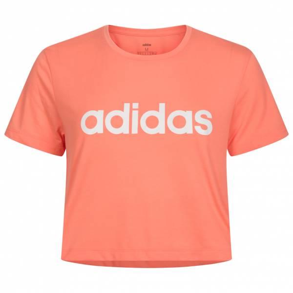 adidas Design 2 Move Cropped Damen T-Shirt EI5527