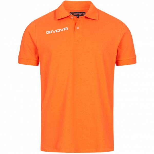 Letnia męska koszulka polo Givova MA005-0001