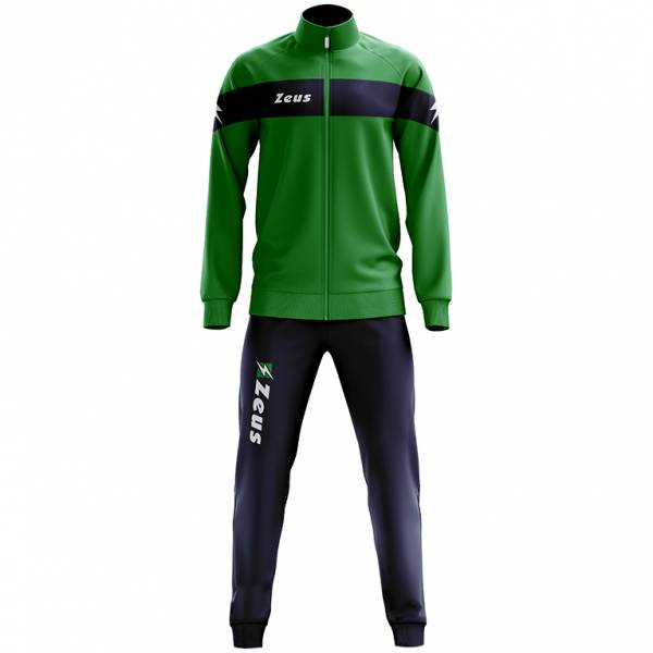 Zeus Tuta Apollo Men Tracksuit Green Navy
