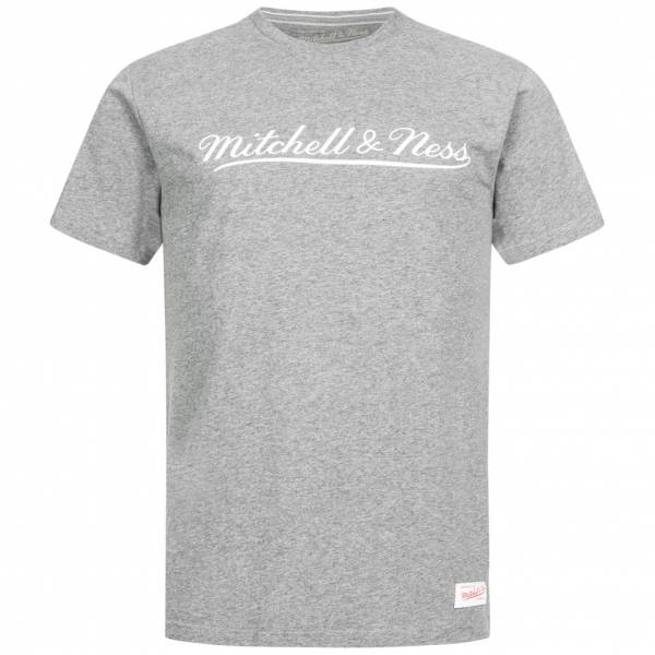 Mitchell & Ness Tailored Hombre Camiseta TAILTEE-GRY