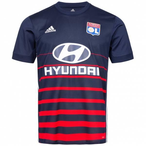 Olympique Lyon adidas Herren Auswärts Trikot BS2837