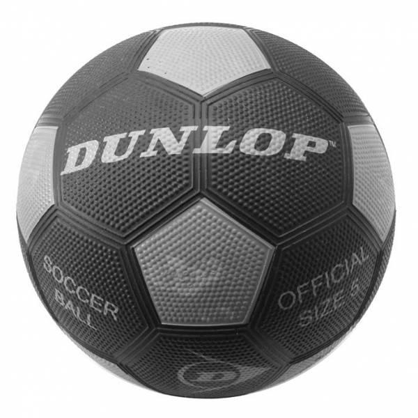 Dunlop Fußball schwarz
