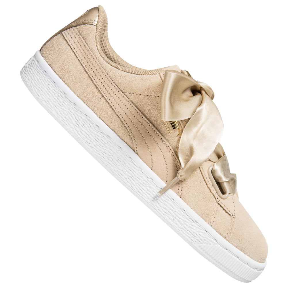 PUMA Suede Heart Safari Damen Sneaker 364083-01