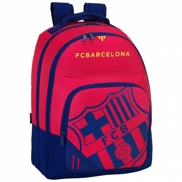 FC Barcelona Day Pack Double Backpack Rugzak 611572560