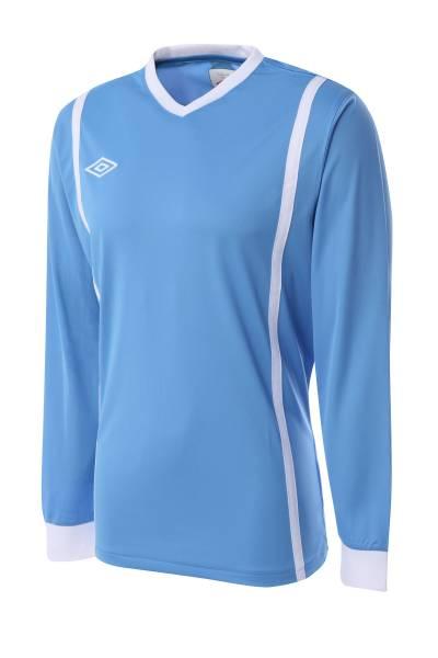 Umbro Winchester Jersey Fußball Trikot sky/weiß