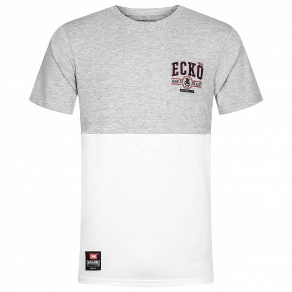 Ecko Unltd. Mustang Herren T-Shirt ESK4490 Ath Grey