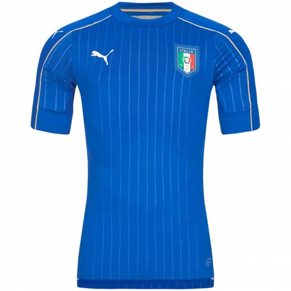 Italien PUMA Heim Trikot Authentic Jersey Player Issue 748809-01