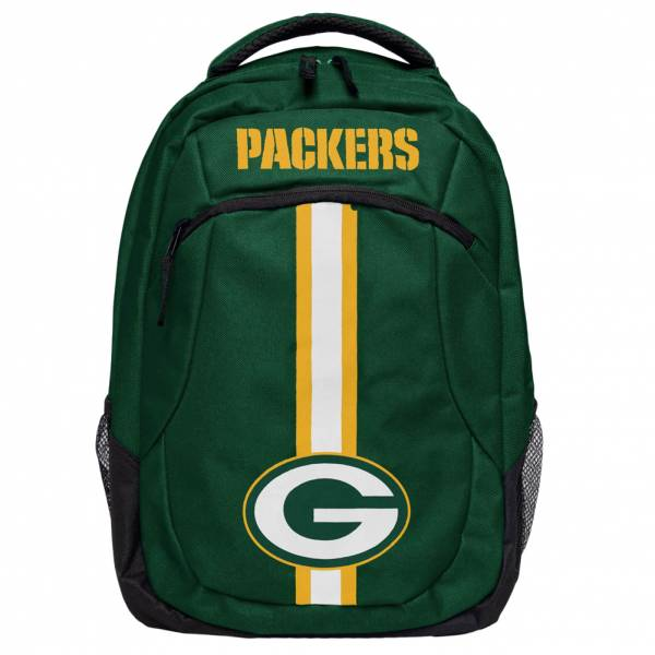 Green Bay Packers NFL Action Fan Rucksack BPNFACTGP