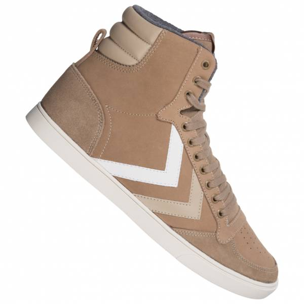 hummel SLIMMER STADIL DUO OILED HIGH Sneakers d'hiver 205660-1513
