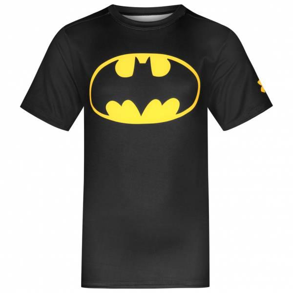 Under Armour Alter Batman Compression Shirt Kinder Funktionsshirt 1244392-006
