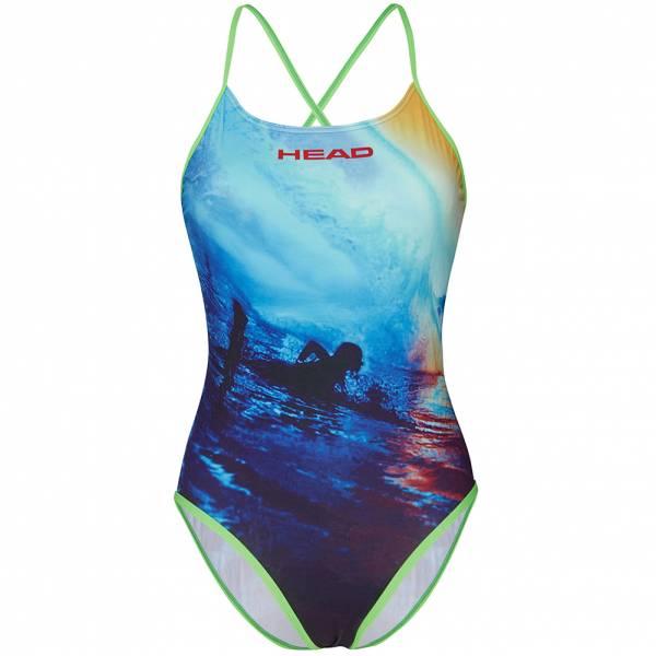 HEAD SWS Swim PBT Damen Badeanzug 452293-BLLM