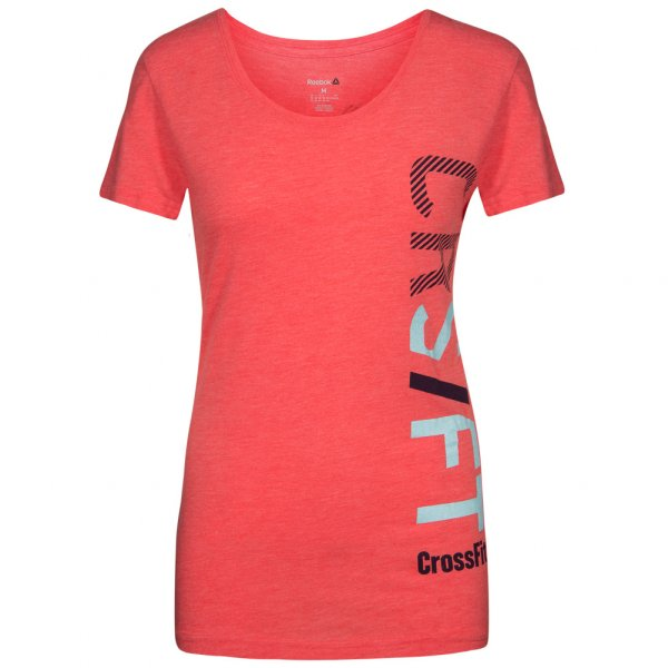 Reebok CrossFit Graphic CR Damen Fitness T-Shirt AB0643
