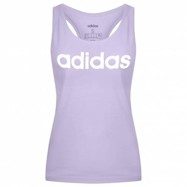 adidas Linear Damen Fitness Tank Top Shirt FM6354