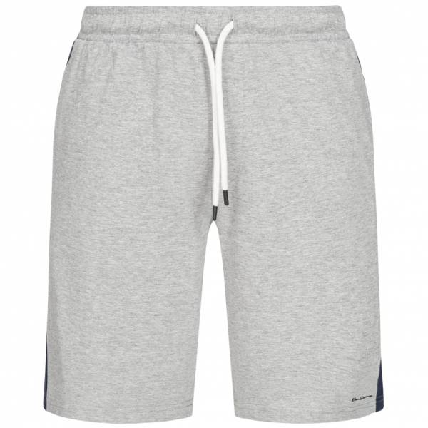 BEN SHERMAN Herren Bermuda Sweat Shorts 0058690-008 Light Grey